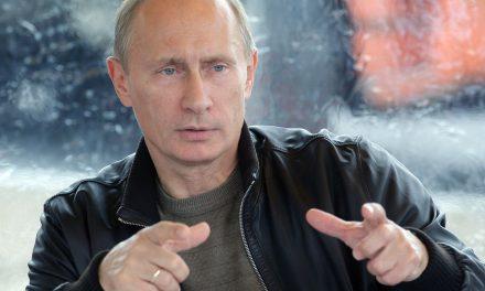 President of Russia 2016: Vladimir Putin
