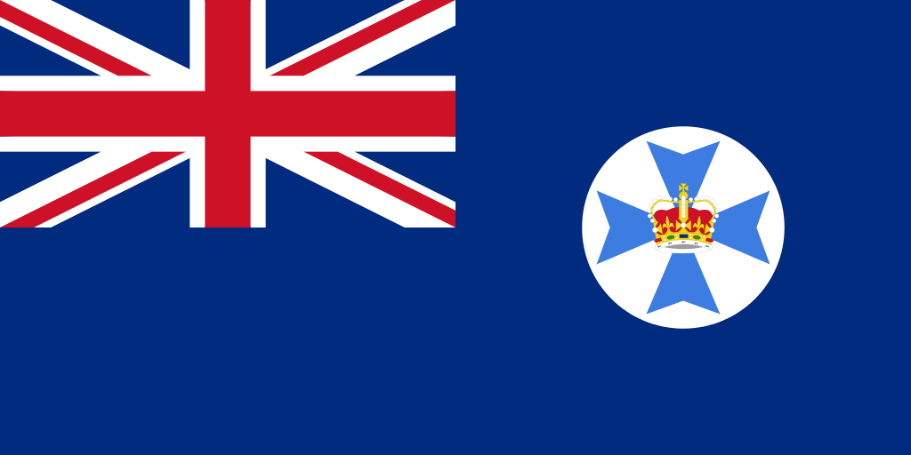 Australia Queensland flag 1024