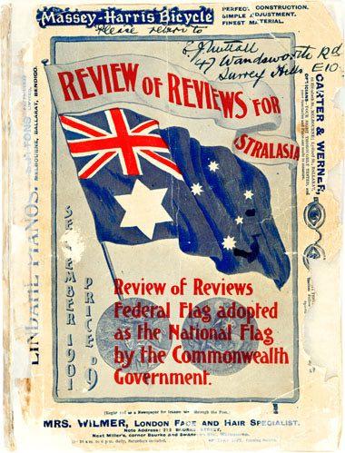 Australian flag competition