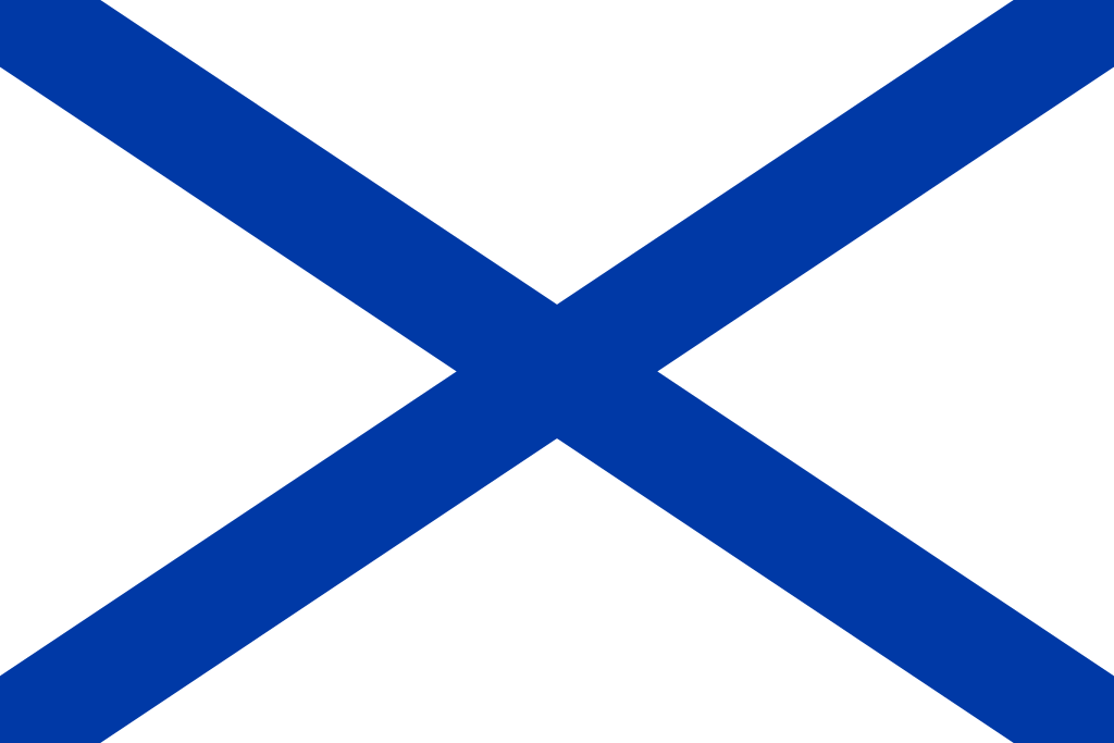 Russian Naval Ensign