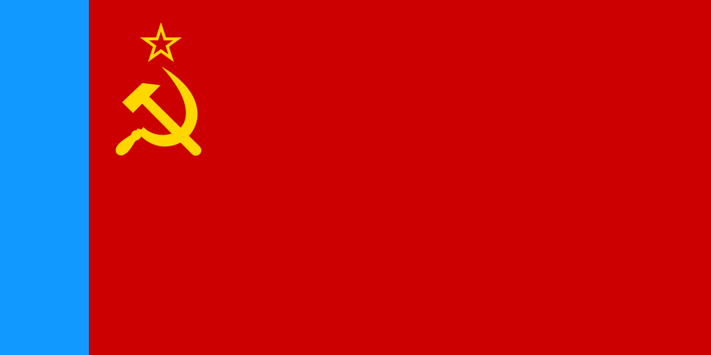 Russian SFSR flag