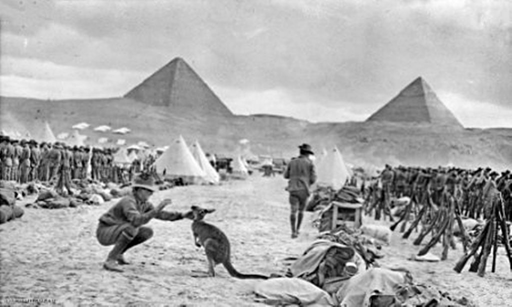 world war i and the australian