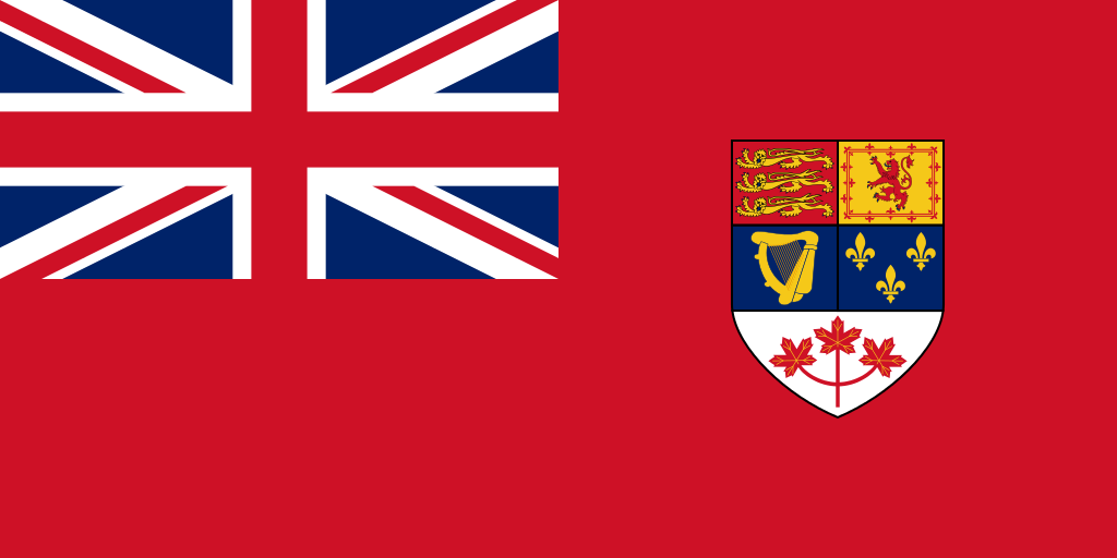Canada Red Ensign Flag
