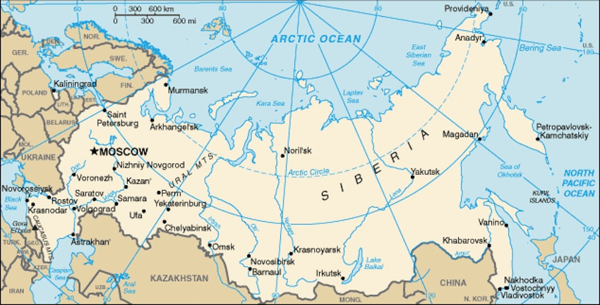 What Continent Is Russia In Europe Or Asia Country Digest