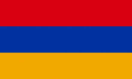 What continent is Armenia in?